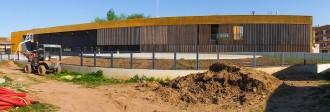 El nou parc de bombers d'Olot s'inaugurarà a la tardor