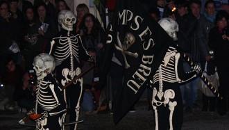 «La il·lusió de tot nen de Verges és poder participar a la Dansa de la Mort»