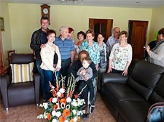 Sant Vicenç de Torelló ja té dues àvies centenàries