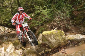 L'osonenc Marc Freixa guanya el Trial de Santigosa per cinquena vegada