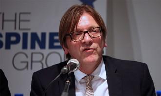 El candidat liberal a presidir la CE marca distàncies amb el procés català