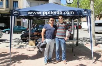El Partit Popular a Lleida fa precampanya a Solsona
