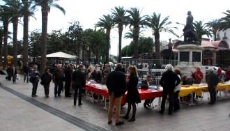 Perpinyà celebra divendres i dissabte el Sant Jordi