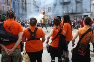 Sis colles de dracs i bèsties de foc es dónen cita dissabte a Ripoll