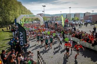 La Trailwalker tornarà a passar per Girona l'any 2015
