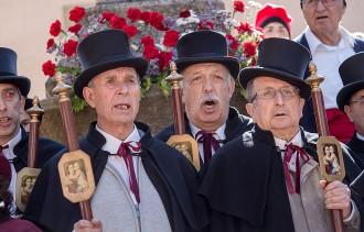 Les Caramelles del Roser de Sant Julià de Vilatorta, patrimonials