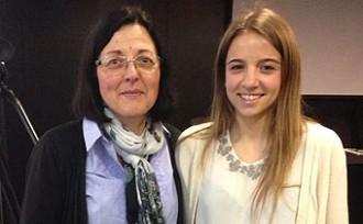 La ripollesa Cristina Llagostera guanya el Premi Gerbert 2013