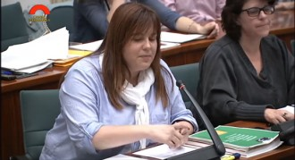 Iceta ofereix a Ventura tornar a ser portaveu a les comissions d'Infància i Peticions