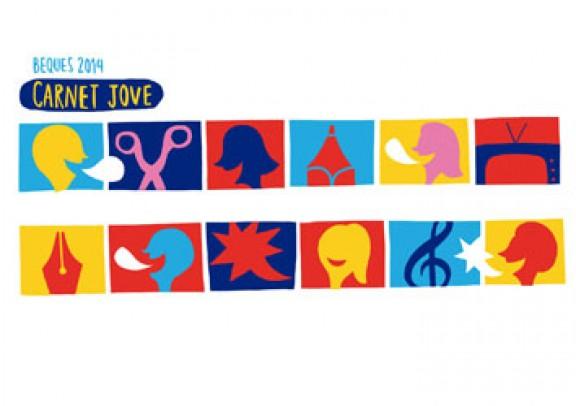 Vols saber què fan els 5 becaris del Carnet Jove que treballen a TV3?