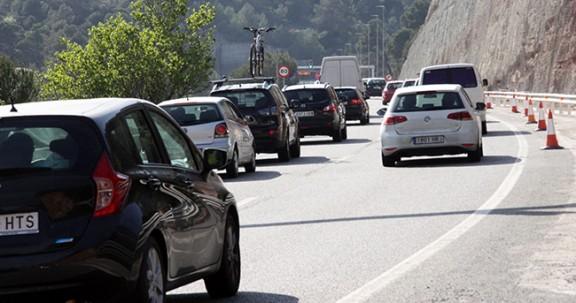 Girona és la demarcació amb menys morts en accidents aquest 2015