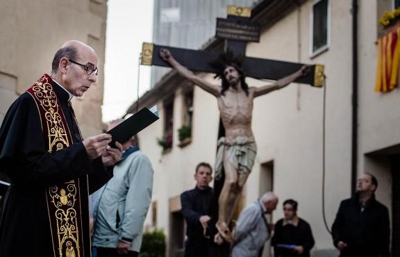 Les processons de Setmana Santa, en un recull d'imatges