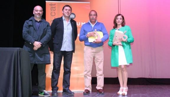 La lleidatana Rosa Mesalles i el barceloní Daniel Nomen s'emporten els Premis Drac 2014