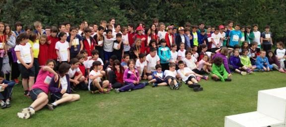 140 participants del Solsonès a la Fase Comarcal d'atletisme