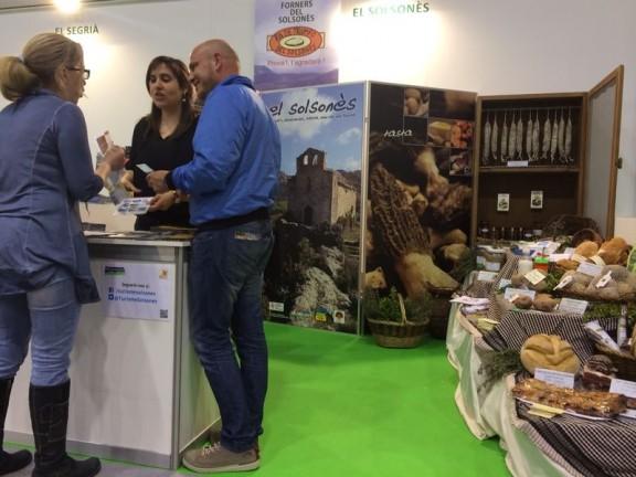 El productes de qualitat del Solsonès presents a la Fira Q de Balaguer