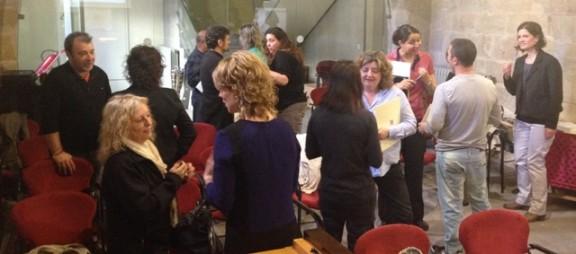 La Drecera inicia les noves activitats per aquest 2014 amb uns vint inscrits