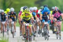 Els 3.000 ciclistes de la Terra de Remences recorren diverses poblacions d'Osona