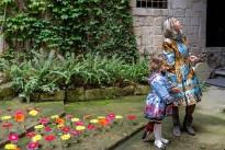 Girona, Temps de Flors ornamenta 145 espais de la ciutat
