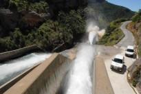L'Agència Catalana de l'Aigua millora el funcionament dels desguassos de la Llosa del Cavall