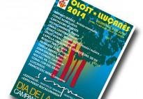 Olost acollirà el tercer Dia de la Memòria amb un extens programa poètic i musical