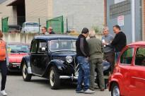 Trobada de vehicles clàssics a Centelles
