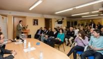 Vés a: Artur Mas anima els càrrecs electes de Convergència a superar la crisi