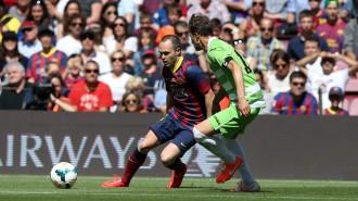 El Barça perd pràcticament totes les opcions de guanyar la lliga