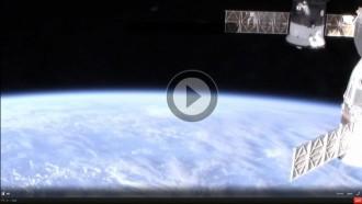 La Terra, en directe des del cel