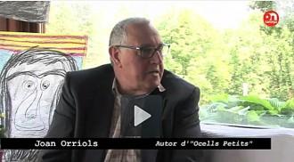 Joan Orriols torna a la poesia en el seu tercer llibre