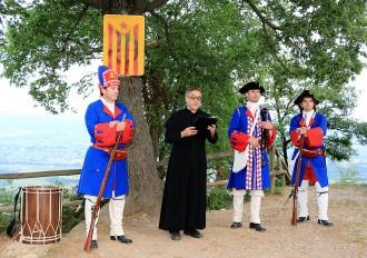Santa Eulàlia de Riuprimer reviu el Pacte dels Vigatans amb flaires de Tricentenari