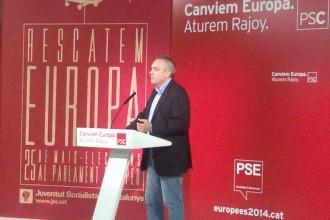 Navarro apel·la a la mobilització de 2004 per guanyar les europees