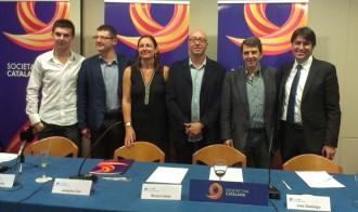 El socialista Ricard Lleixà, abanderat  de Societat Civil Catalana a l'Ebre