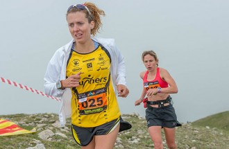 Victòria clara de Laia Andreu al Km Vertical de la Batega al Bac