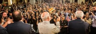 ERC guanya les eleccions a les comarques gironines