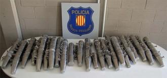 Tres detinguts per robatoris a cementiris del Penedès