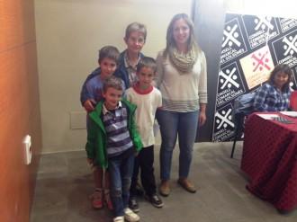 Maria Rosa Palà guanya el II Concurs de relats breus per a gent gran