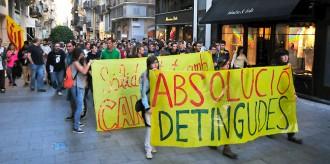 Segona jornada solidària amb Can Vies al Camp de Tarragona