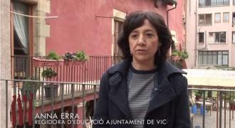 Vic vincula el Dia de la Memòria al procés històric que viu el país