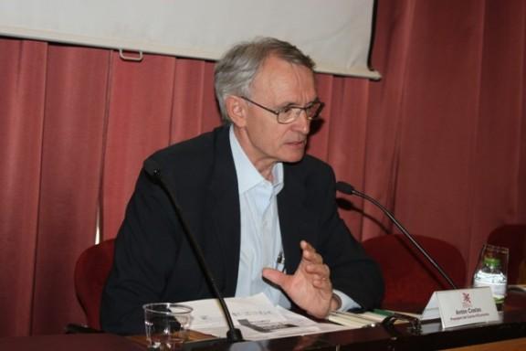 Antón Costas imprimeix optimisme sobre la tendència de l'economia