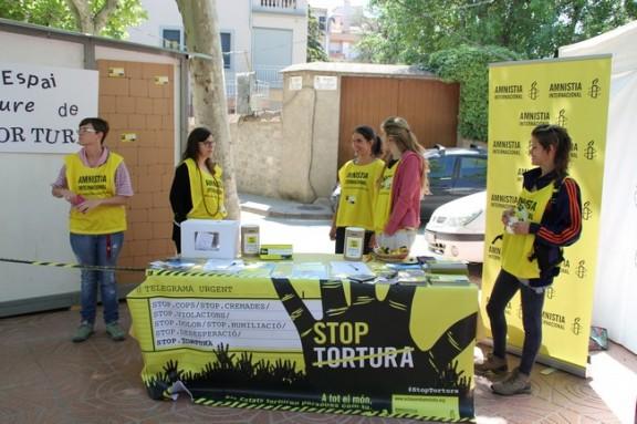 Amnistia Internacional denuncia la tortura
