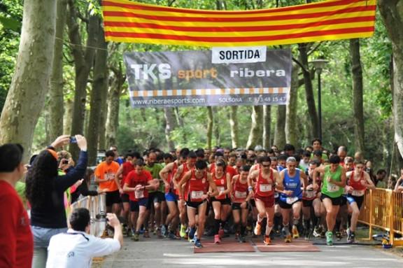 Sancho Ayala   i Monik Muñiz  s'imposen a la  8na  cursa  Corriol de Solsona