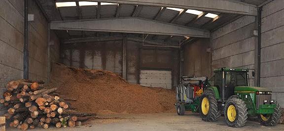 El Ripollès pretén duplicar la demanda de biomassa forestal en només dos anys