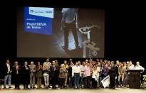 Un espectacle de ciència ficció guanya el Premi BBVA de Teatre