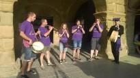 Vés a: Vic celebra el Dia de la Memòria repicant les campanes de la Catedral