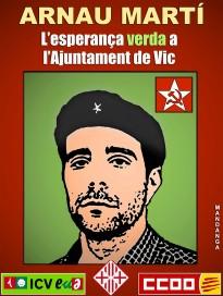 Arnau Martí, el Che vigatà