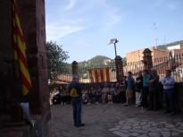 Vés a: Sant Climent de Llobregat repica a sometent pel Dia de la Memòria