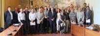 Vés a: El conseller Vila lliura els certificats EMAS als 22 ajuntaments de la Conca