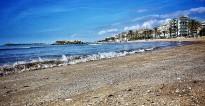Mor ofegada una dona de 84 anys a la platja de Llevant de Cunit