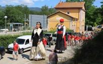 Sant Quirze de Besora viu el moment àlgid de la festa major