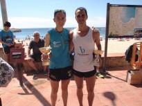 Vés a: Xevi Vidal i Laia Andreu guanyen una multitudinària Cursa dels Gitanos