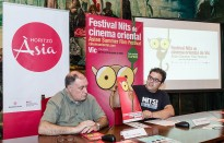 El Festival Nits de cinema oriental de Vic acollirà l'estrena mundial d'un film japonès